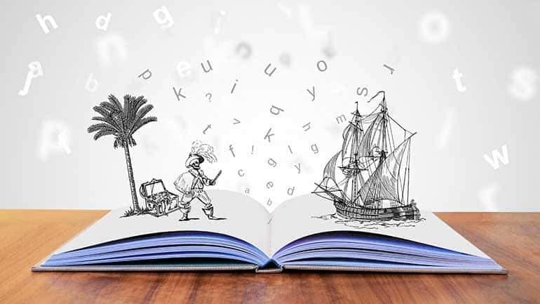 Storytelling Makro-Medien-Dienst