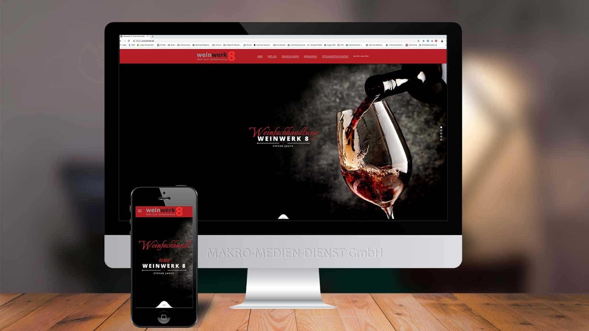 Weinwerk 8 Fotografie