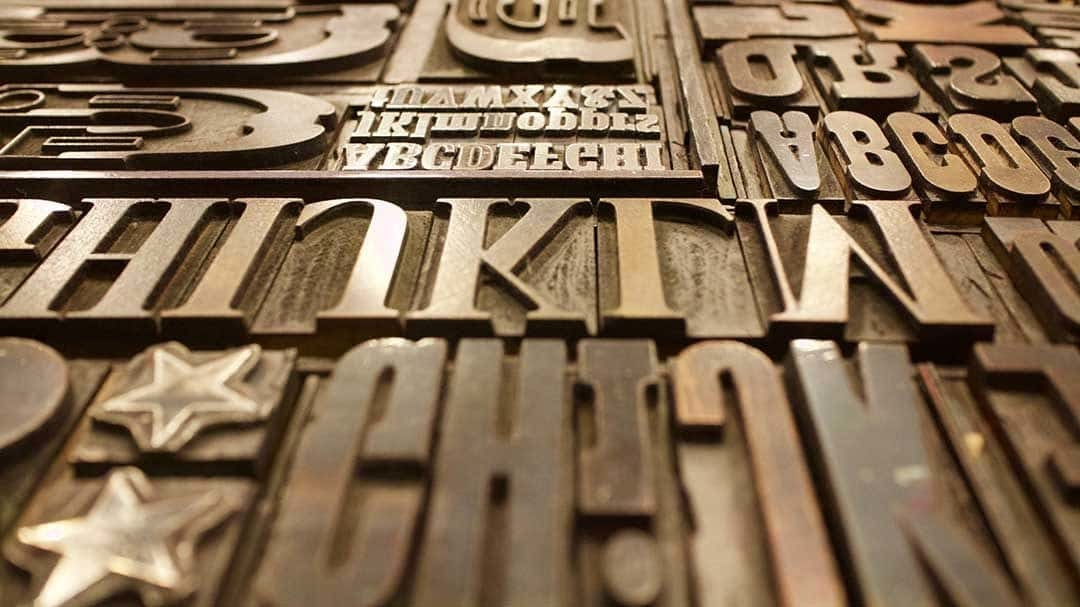 Typographie: Text oder Design?