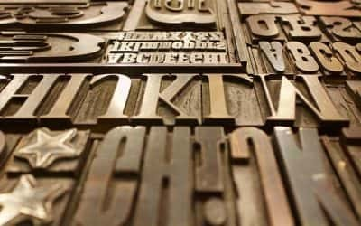Typographie: Text oder Design?