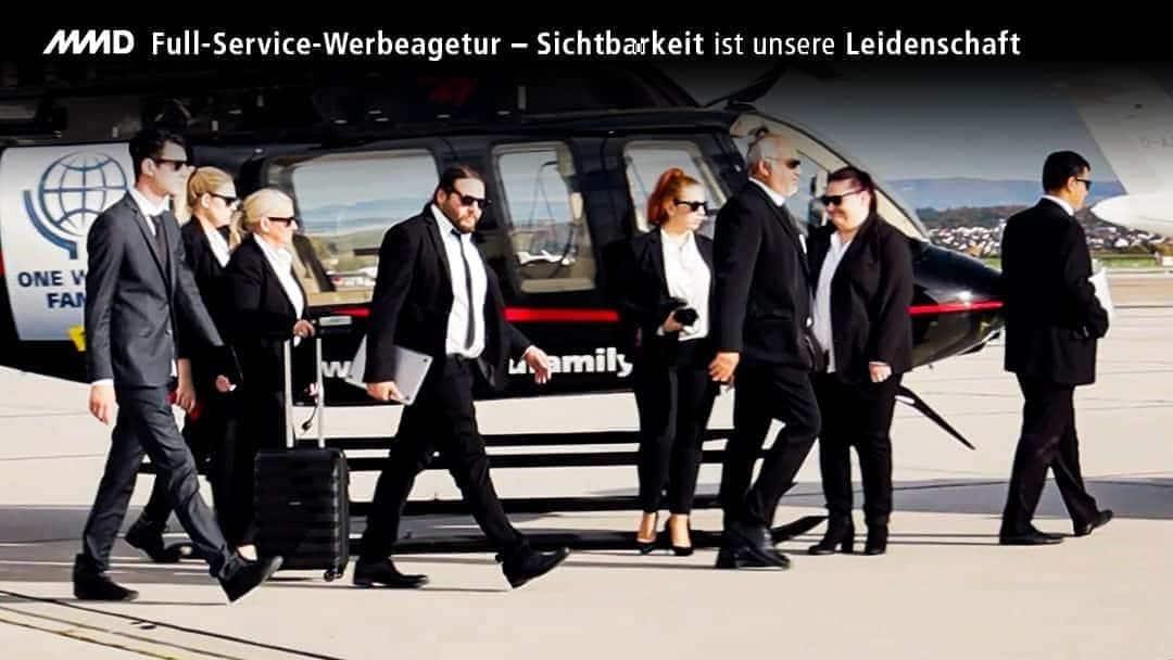 MMD Werbeagentur in Stuttgart