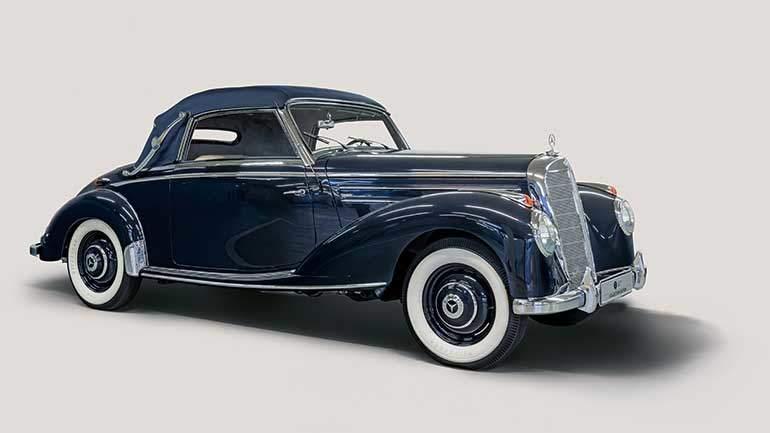 Bildbearbeitung Daimler