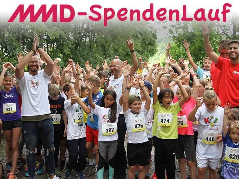 MMD Spendenlauf