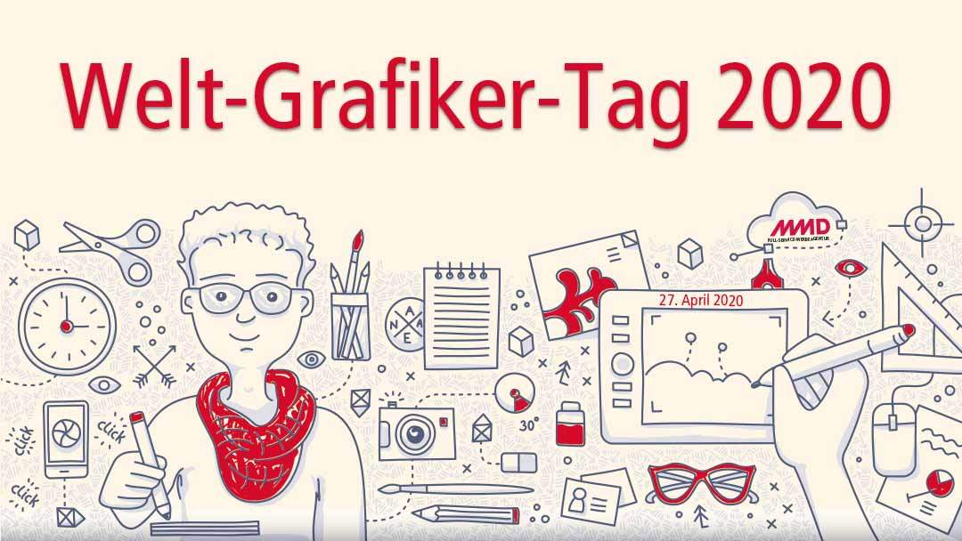 Welt Grafiker Tag 27. April