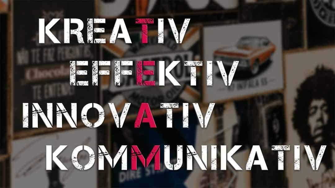 Kreativität | Der Schlüssel zu einem guten Design