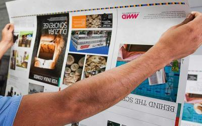 Printmedien | Wichtiger Werbeträger